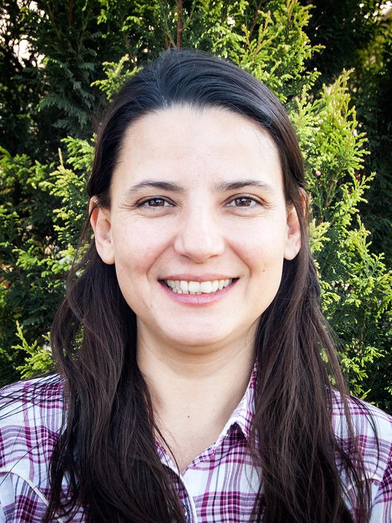 Carolina González Suhr prof